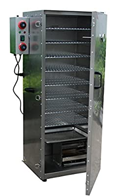 Hakka Electric Stainless Steel Commercial Smoker Cooker