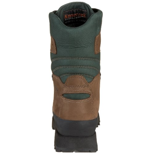 Kenetrek Mountain Extreme 400 Insulated Hiking Boot with 400 Gram Thinsulate, Size 11 Medium Brown