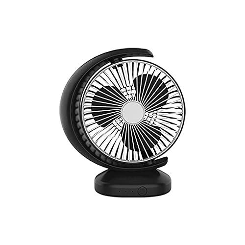 Serie clásica, ventilador de pie, con 3 ajustes de ajuste de velocidad de ahorro de energía, diseño compacto, peso ligero, adecuado para dormitorio, oficina, sala de estar, ventilador de circulación d