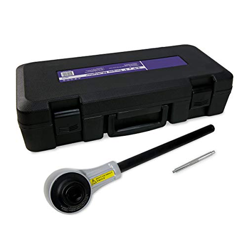 """Stark 3/4"""" x 1"""" Torque Multiplier Power Wrench 2200 ft.lb Heavy Duty Torque Wrench Hand Tool with Carrying Case"""