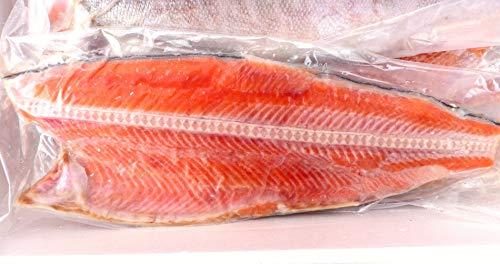 アムールサーモン定塩白鮭フィレ(甘口)約1.1k 1枚