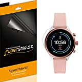 Supershieldz (6 Pack) for Fossil Sport Smartwatch 41mm (Gen 4) Screen Protector, High Definition Clear Shield (PET)