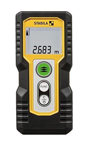 STABILA Laserentfernungsmesser LD 220 - Einfache Bedienung, bis zu 30 m Reichweite