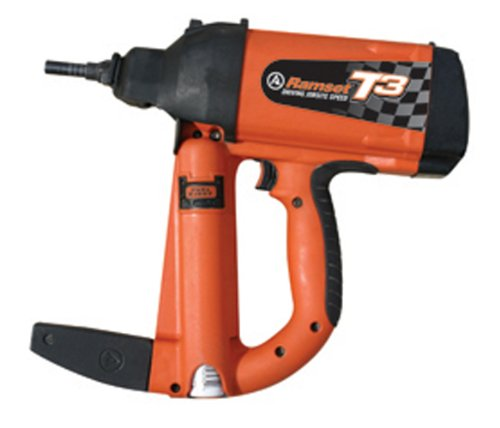 Ramset, T3SS, Cordless Nailer Kit, 6.0V, Single Load