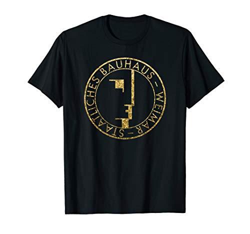 Bauhaus: 100 Jahre Bauhaus Design Schule T-Shirt