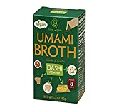 Muso From Japan Umami Broth, Vegan Dashi powder, 4 Count (Pack of 6)