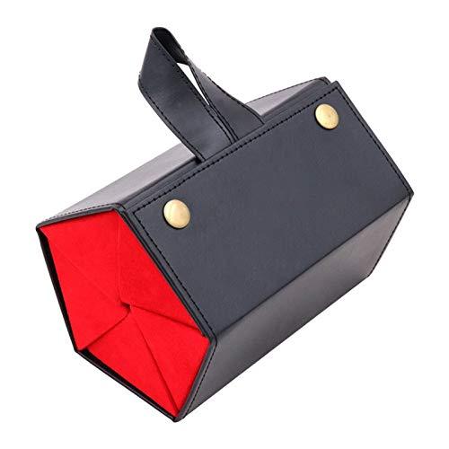 MUY Gafas de Sol de Moda Estuche Organizador de Viaje Caja de Almacenamiento de anteojos Plegables Estuche Organizador de ravel Estuche de contenedores Colgantes múltiples
