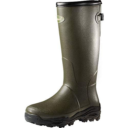 Seeland Men's Countrylife Stiefel, Dark Green, UK 12 / US 13