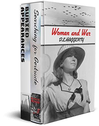 Women and War: Historical Fiction Collection by [D.E. Haggerty]