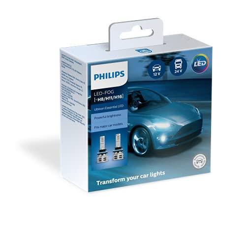 Philips Ultinon Essential LED faros delanteros (H8/H11/H16)