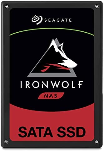 Seagate IronWolf 110 240GB NAS SSD Internal Solid State Drive 2 5 inch SATA Multibay RAID System product image