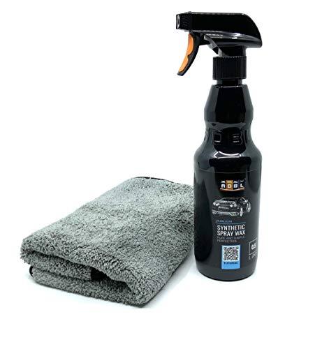 DFT ADBL Synthetic Spray Wax 500 ml inkl Microfasertuch