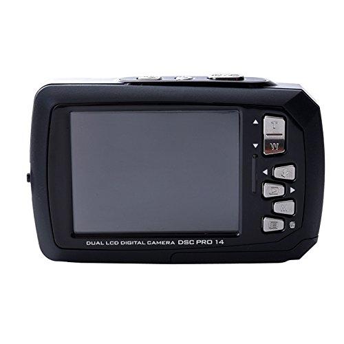 KenkoデジタルカメラDSCPRO14IP58防水防塵1.5m耐落下衝撃デュアルモニター搭載434963