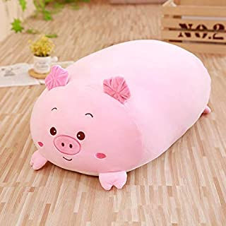 TREGIA 30/60/90Cm Soft Animal Cartoon Pillow Cushion Cute Fat Dog Cat Pig Frog Plush Toy Kids Birthday Gift I Must-Have Gift Sets Girl S Favourite 4T Superhero LOL Unboxed