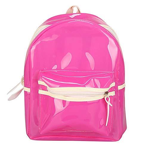GiveKoiu-Bags - Mochilas para Chicas con Purpurina Barata para la Escuela, Linterna...