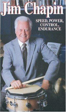 Jim Chapin Speed Power Control Endurance [VHS]