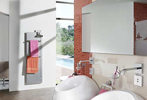 Infrarot Spiegelheizung Badezimmer Rahmenlos Mirrorline TÜV 5 Jahre Garantie 600 Watt Bild 2*