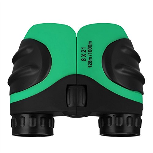 Great Price! SHIJIAN 8 X 21 Kids Outdoor Compact Binoculars, Pocket Size and Lightweight, Easy to Us...