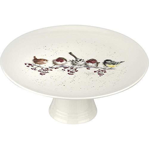 Portmeirion Home & Gifts WNB4001-XL Assiettes à gâteau Multicolore