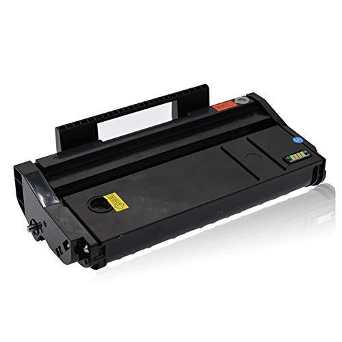 Reemplazo de Cartucho de tóner Compatible para RICOH SP 112, Alto Rendimiento para Usar para AFICIO SP112 112SU 112SF Impresora, Negro 2000 páginas Black