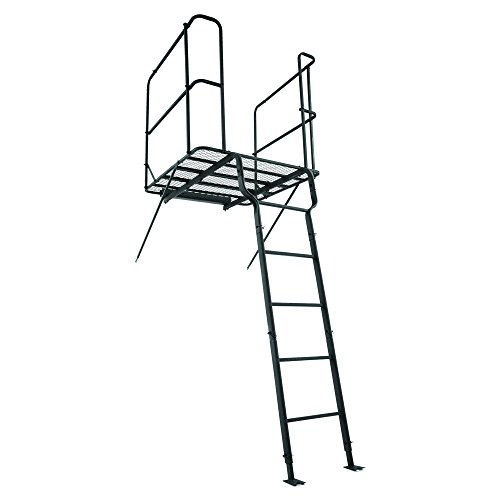 SHADOW HUNTER SH33LP Adjustable Ladder and Platform Kit