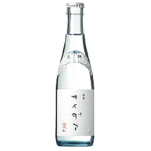 友桝飲料 謹製サイダァ 清酒風 285ml ×24本