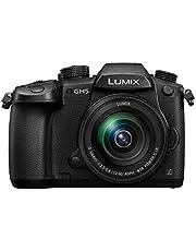 Panasonic Lumix GH5M | Fotocamera ibrida Expert + obiettivo Lumix 12-60 mm (sensore 4/3 20 MP, doppio stab, mirino OLED, 4K60p/C4K24p 4:2:2 10bit, Tropicalizzato), colore: nero
