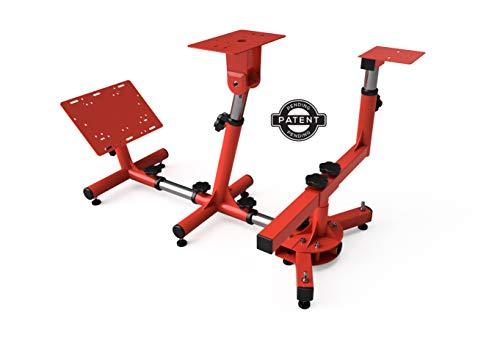 Arozzi Velocita Racing Simulator, Metallo, Rosso, 78x39x40 cm