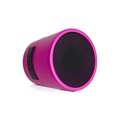 TDK A08 Trek Mini Wireless Weather Resistant Speaker - Pink by TDK
