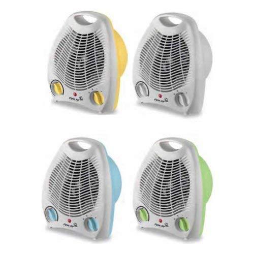 Termoventilatore ECO Plein Air TV-EC-A con termostato di sicurezza anti surriscaldamento disponibile...