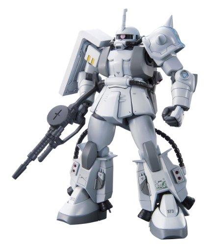 Bandai Hobby Ms-06r-1 a Zaku II Shin Matsunaga High Grade Universal Century Figure Modèle kit