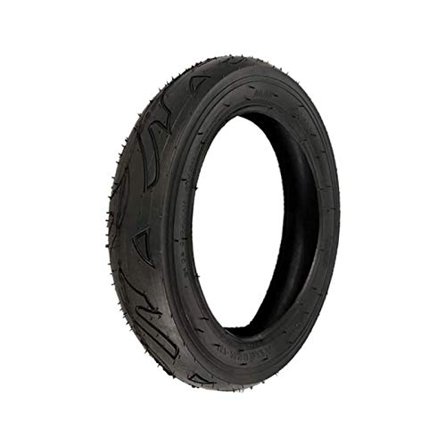 EEGUAI Sport Scooters Bike Tires Scooter Tires 12 1/2x2 1/4 (57-203) Inner and Outer Tires, Wear-Resistant Non-Slip Mountain Bike Pneumatic Tire Accessories