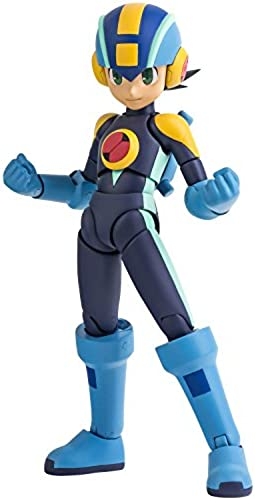 4Inch-Nel Megaman EXE Non Scale PVC & ABS Painted Action FigureSENTINEL