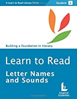 Letter Names and Sounds: Student Edition (Learn to Read)