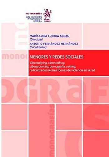 Menores y Redes Sociales (Monografías)