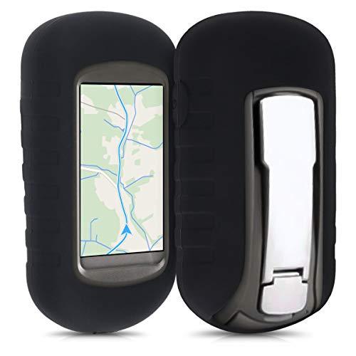 kwmobile Cover in silicone compatibile con Garmin Oregon 450 - Custodia protettiva antiscivolo compatibile con dispositivi GPS di navigazione - Protezione navigatore