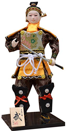 Wukong Direct Statuetta Giapponese del Guerriero della figurina del Samurai per Il Ristorante di Home & Sushi#4
