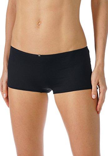Mey Basics Serie Soft Shape Damen Panties Schwarz 36