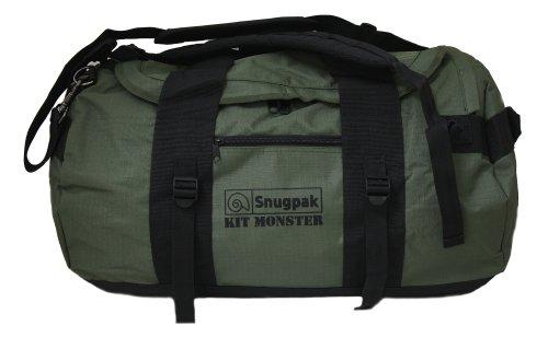 Snugpak   Original Kitmonster 65L   Fourre-Tout   Polyester 600D   Heavy Duty (Olive, 65 L)