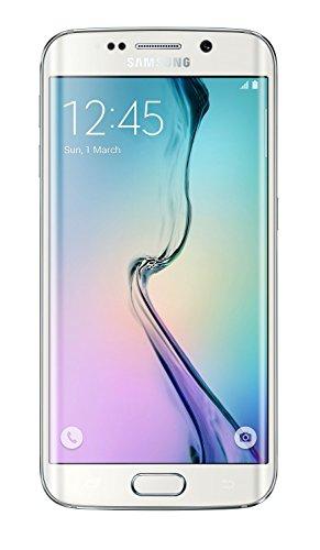 Samsung Galaxy S6 Edge Weiß 32GB SIM-Free Smartphone (Generalüberholt)