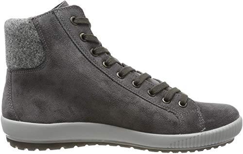 Legero Damen Tanaro Gore-Tex Hohe Sneaker, Braun (Fumo 22), 38 EU