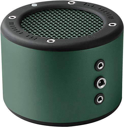 MINIRIG 3 Tragbarer Bluetooth-Lautsprecher, wiederaufladbar, 100 Stunden Akku, lauter HiFi-Sound, Grün