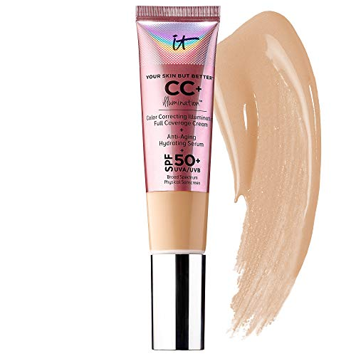 It Cosmetics CC + Illumination SPF 50+ (Light) by It Cosmetics