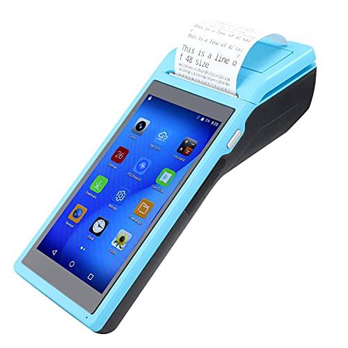 Changor Mini Impresora incorporada, Tarjeta de Memoria 5000mAh Soporte de Tinta instantánea de 0.8W (Azul)