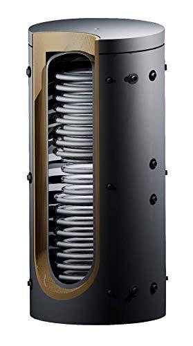 Hygienespeicher 800 Liter mit 2 Wärmetauscher und Isolierung