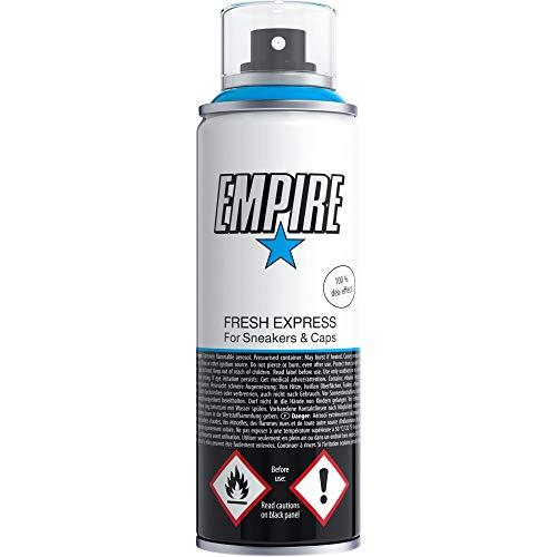 EMPIRE Fresh Express - für Sneaker und Caps (200 ml)