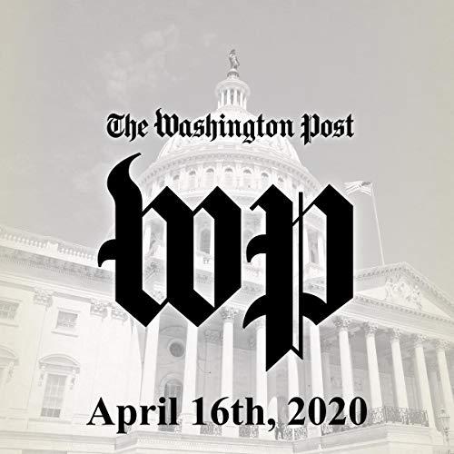 April 16, 2020 copertina