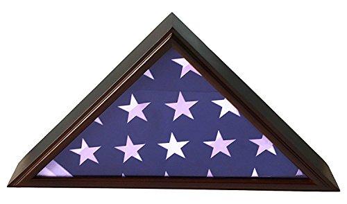 DECOMIL Flagge Bildschirm Fall Halter Cherry 5x 9mit flachem Boden