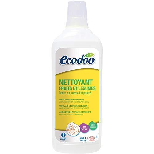 Ecodoo Limpiador Desinfectante De Frutas Y Verduras 750 M 750 Ml 200 g