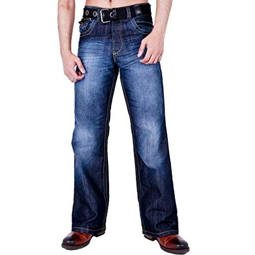 Zico Arrested Development Mens Bootcut Denim Jeans